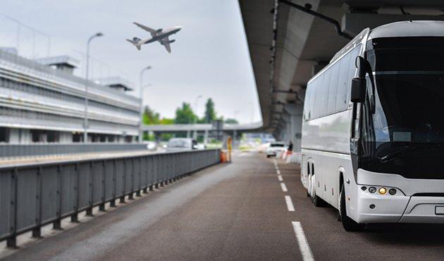 Eğitime Ara Verilince Öğrenciler Otobüslere Yöneldi