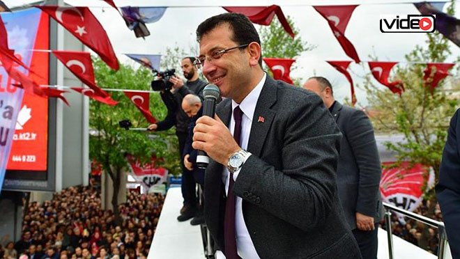 Ekrem İmamoğlu Bakırköy'de Vatandaşlara Buluştu!