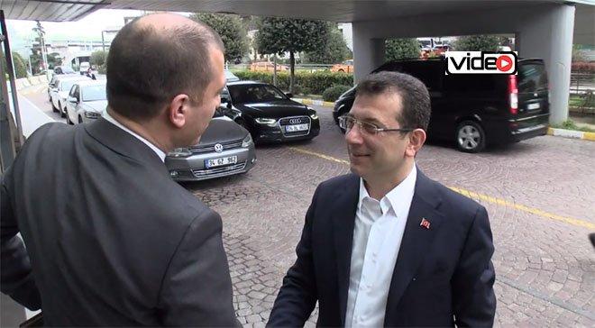 Ekrem İmamoğlu'ndan şok açıklama!video