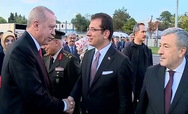 Ekrem İmamoğlu'nun oy oranı, Erdoğan'ı geçiyor!