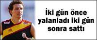 Galatasaray'ın Elano Çelişkisi...