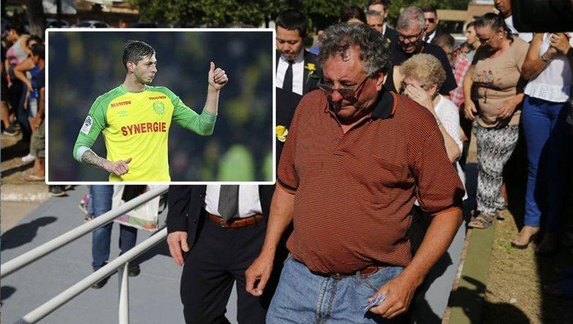 Emiliano Sala'nın babası Horacio Sala hayatını kaybetti
