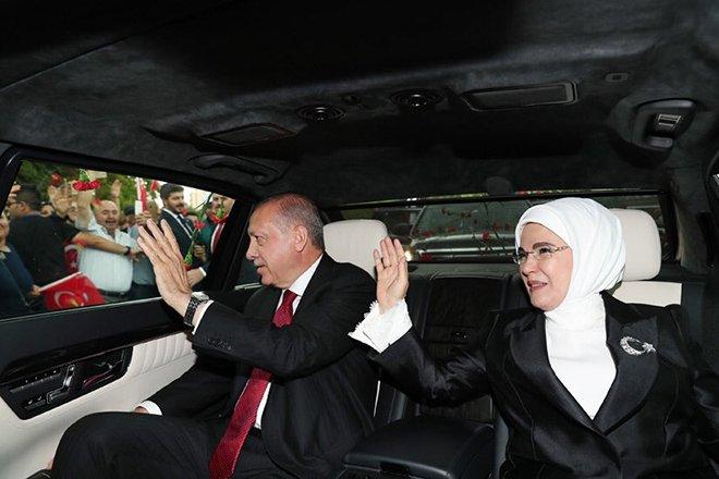 """Emine Erdoğan: """"Rabbim, bizlere birlik olmayı nasip etsin"""""""