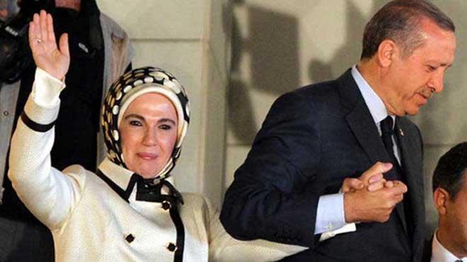Emine Erdoğan söz verdi! Tek tek değiştirildi!