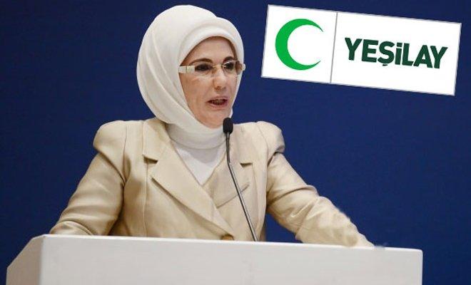 Emine Erdoğan'dan Yeşilay mesajı