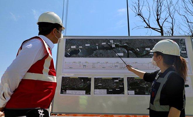 Eminönü – Alibeyköy Tramvayı'nda sorunlu bölge yenilendi