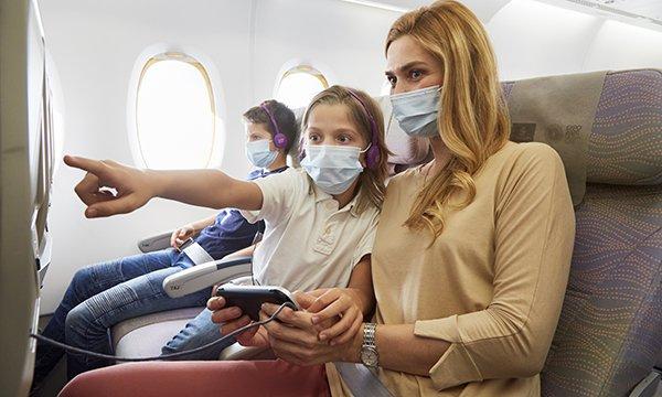 Emirates, En İyi Uzun Mesafe Havayolu seçildi.
