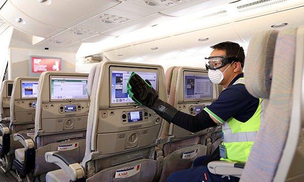 Emirates Güvenli Seyahatte Dünya Sıralamasında Zirvede