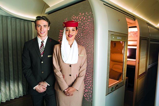Emirates,En İyi First Class ödülüne layık görüldü