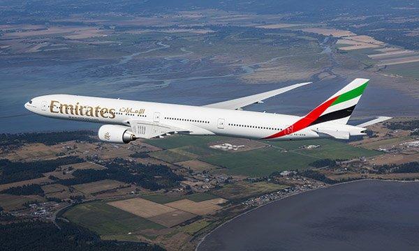Emirates'in Uçuş Ağı 99 Şehre Ulaşacak