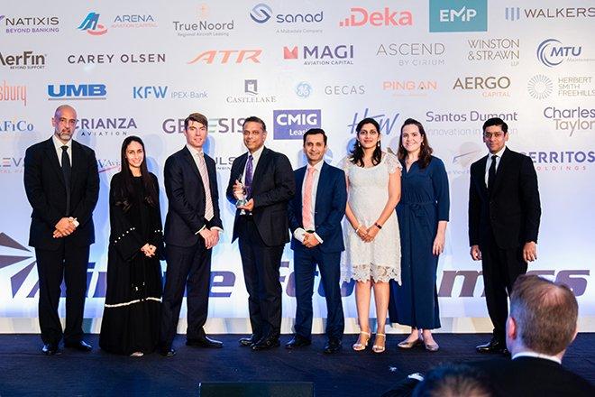 Emirates,'Yılın Ortadoğu & Afrika Havayolu' seçildi