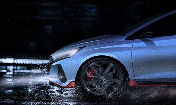 En Güçlü Hyundai i20 Kendini Göstermeye Başladı.