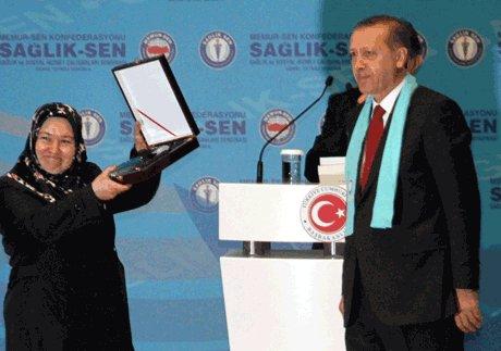 Erdoğan, 5 yıl hizmete 1 yıl yıpranma.
