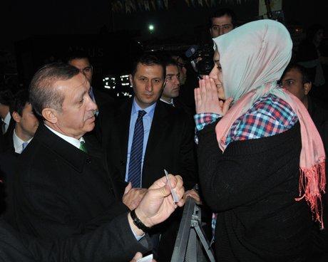 Menderes Türel  Antalya Başkan adayını