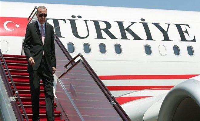 Erdoğan, Belçika'nın başkenti Brüksel'e gidecek