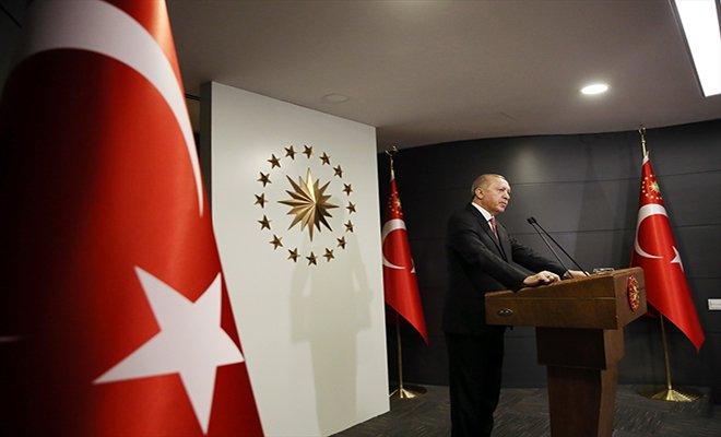Erdoğan'dan İmamoğlu ve Yavaş'a uyarı