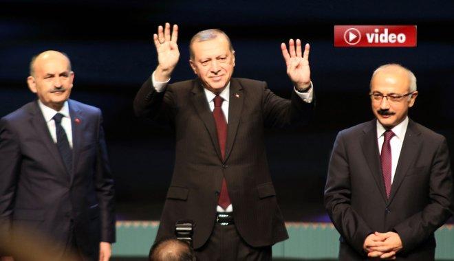 Erdoğan: Genel Sağlık Sigortası Dünyadaki Tek Örnek