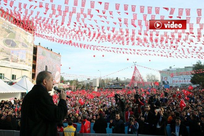 Erdoğan HDP ve CHP'lileri 'evet' demeye davet etti