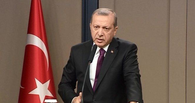 Erdoğan: Önce Aynaya Baksınlar