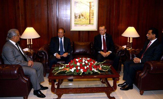 Erdoğan, Pakistan Senatosuna seslendi