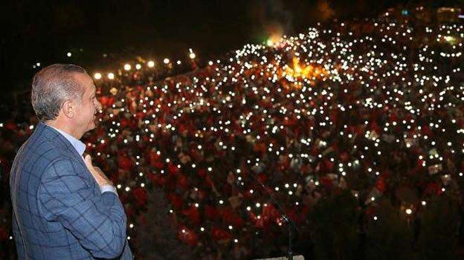Erdoğan: Parlamentoda hedefe ulaşamadık