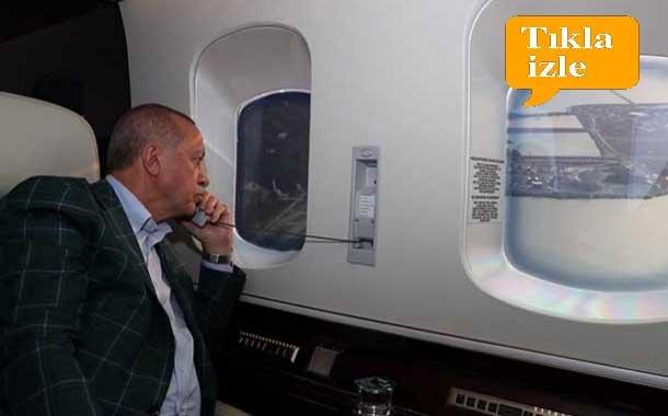 Başkan Recep Tayyip Erdoğan, babaocağı Rize'de