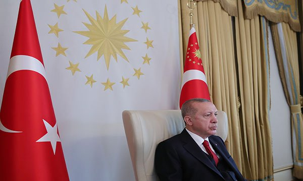 Erdoğan: Tüm ülkeleri Azerbaycan'a destek olmaya bekliyoruz