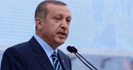 Erdoğan: Türkiye her zaman yalnız bırakıldı