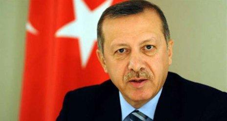 Erdoğan, YÖK'te rektörlerle bir araya geldi