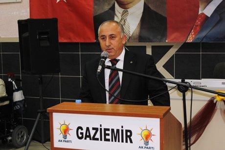 Erol Kaya,AK Parti'ye yapılmak istenen siyasi linçtir