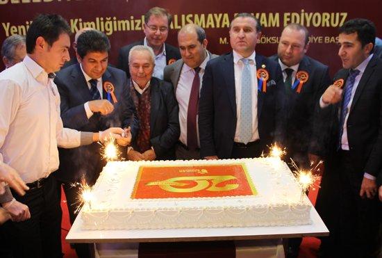 Esenler Belediyesi 20'nci yılını coşkuyla kutladı