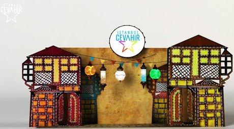 Eski Ramazan'lar Cevahir AVM'de