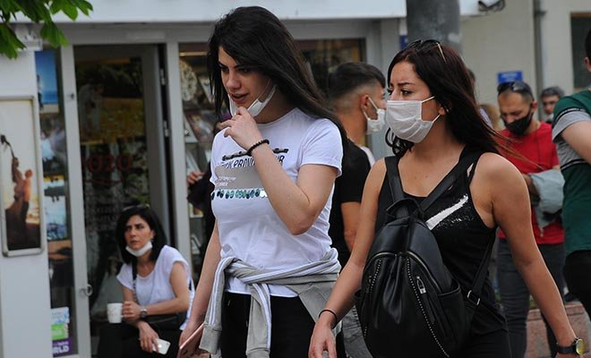 Eskişehir Sağlık Müdürü Bilge'den 'maske' uyarısı