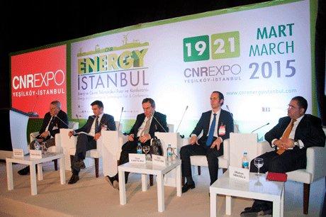 ETADER,CNR Energy İstanbul Fuarı'da