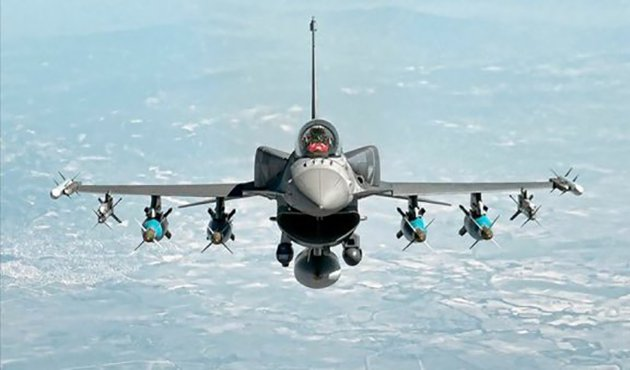 F-16'lara ASELSAN dokunuşu: Dostu-düşmanı ayıracak