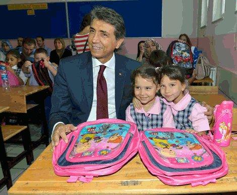 Fatih Belediyesi,okul çantası okul çantası