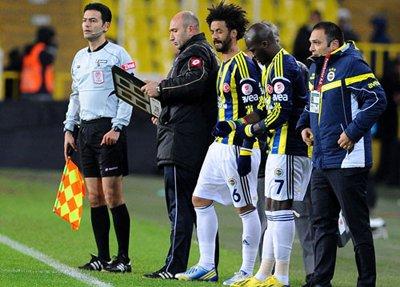 F.Bahçe: 2 - Sivasspor: 0