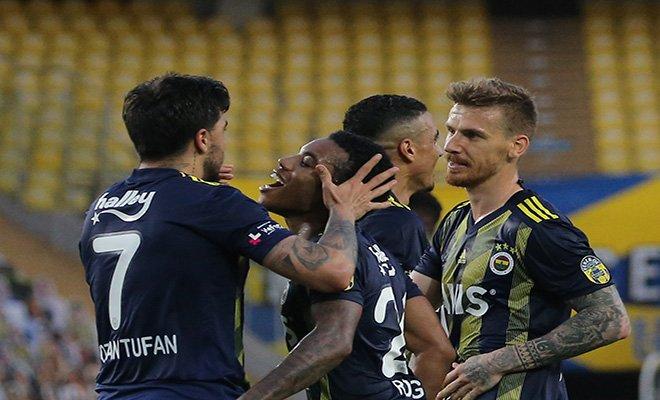 Fenerbaçe - BtcTurk Yeni Malatyaspor: 3-2