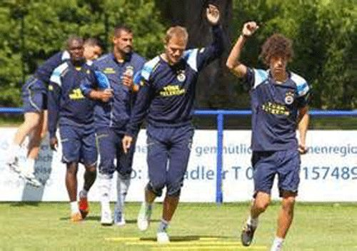 Fenerbahçe, Balıkesirspor Maçı Hazırlıklarını Sürdürüyor