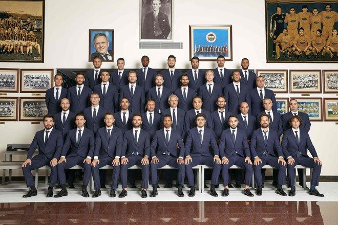 Fenerbahçe Futbol Takımında Kiğılı İmzası