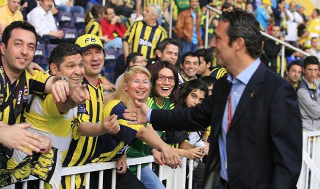 Fenerbahçe Taraftarının Ali Koç Sevgisi!