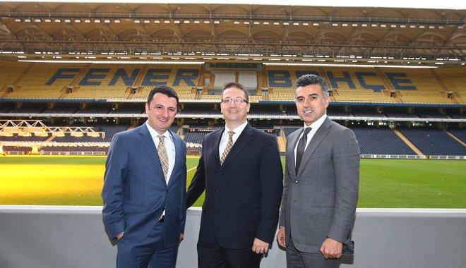 Fenerbahçe'den teknoloji hamlesi