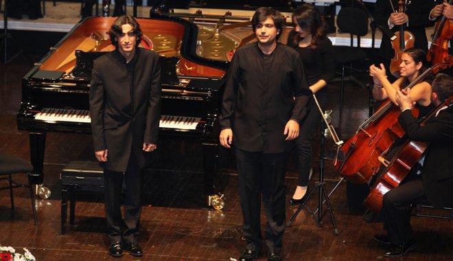 """""""Filarmoni Antalya Orkestrası""""  müzikseverlerle buluştu."""