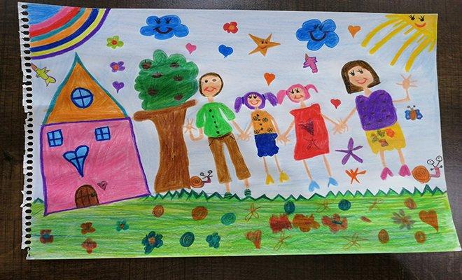 Filli Boya'nın 'Evim ve Ailem' Resim Yarışması Sonuçlandı!