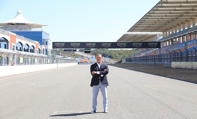 #Formula 1TM yeniden Intercity İstanbul Park'ta