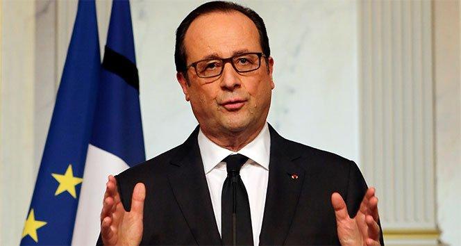 Fransa olağanüstü hal ilan etti!