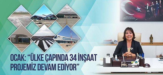 Funda Ocak: DHMİ Çalışıyor Türkiye Uçuyor!
