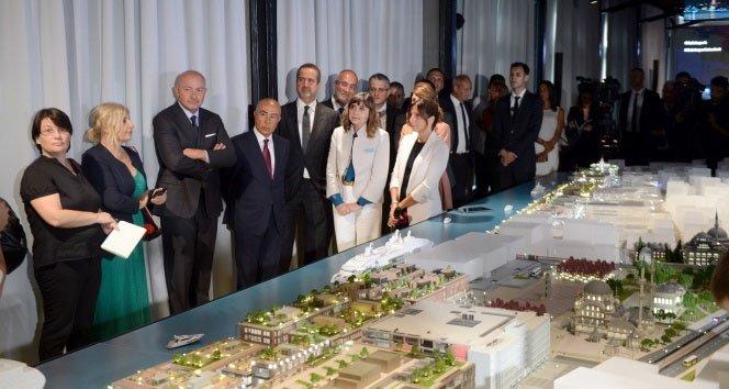Galataport İstanbul inşaat faaliyetlerini durdurma kararı