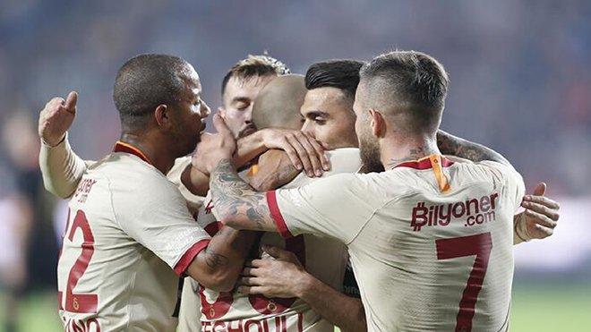 Galatasaray, Gaziantep'te yara sardı!