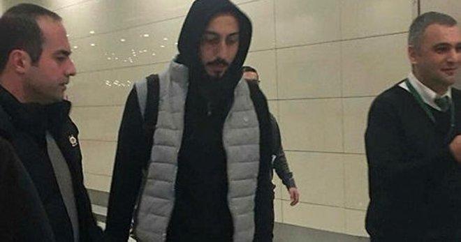 Galatasaray'ın yeni transferi Mitroglou İstanbul'da